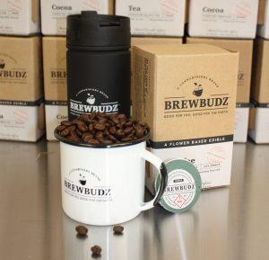 BrewBudz cannabis infused coffee and tea photo by Shauna Davis