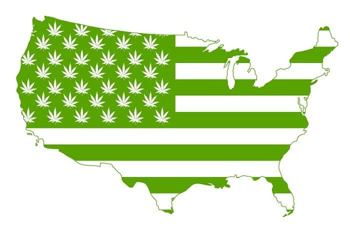 Marijuana Legalization United States