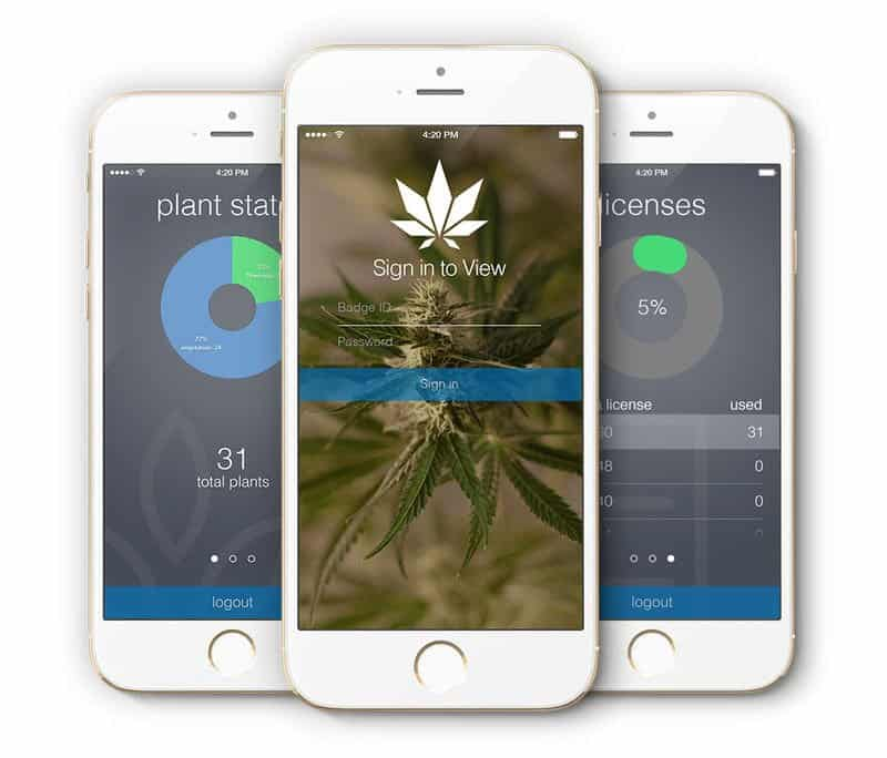 investors interested in cannabis tech companies including seed to sale tracking system flowhub