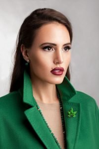 Jessica Versteeg Co-Founder and CEO of Paragon Coin interview with Cannabis Magazine