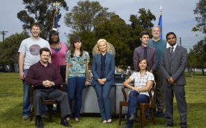 Parks and Recreation team