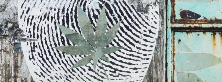 cannabis street art