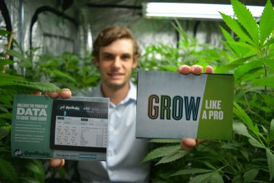Growbuddy Co-founder - David Standard