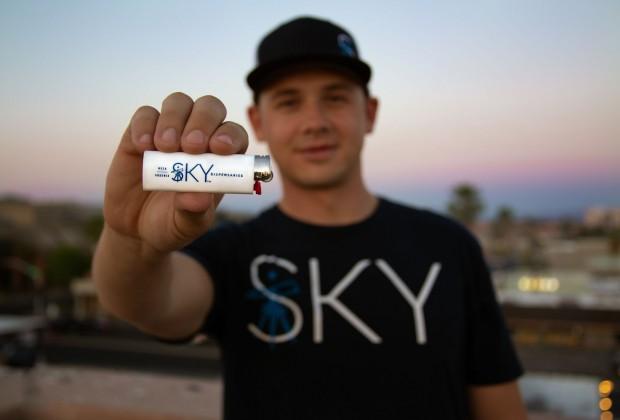 Sky Cannabis Lighter