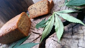 Cannabis recipe banana bread