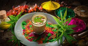 Bhang for Holi festival