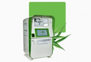 cannabis kiosk for dispensaries