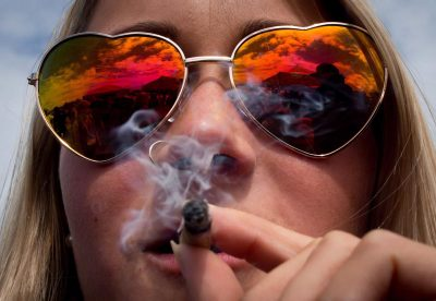 Pro-cannabis advocacy