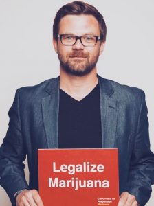 Legalize Recreational Marijuana