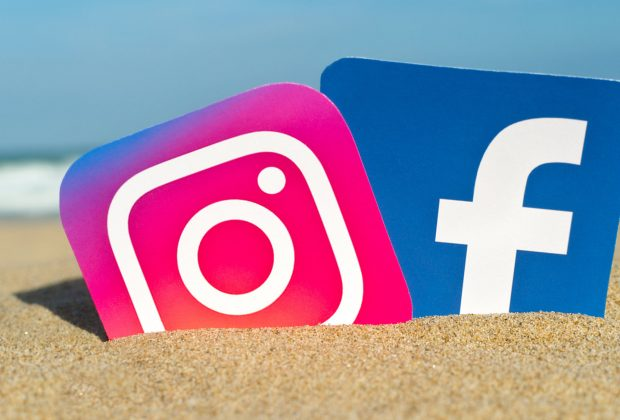 instagram facebook together