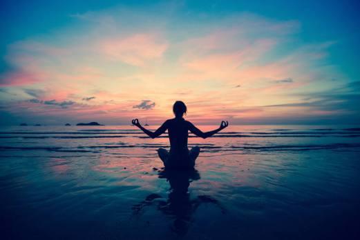 meditating increase cannabis high