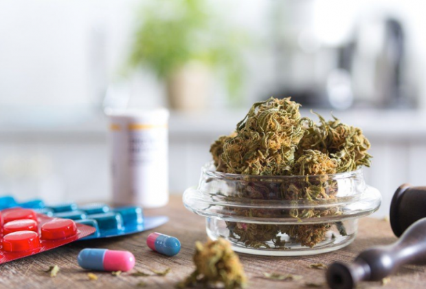 Cannabis over prescriptions