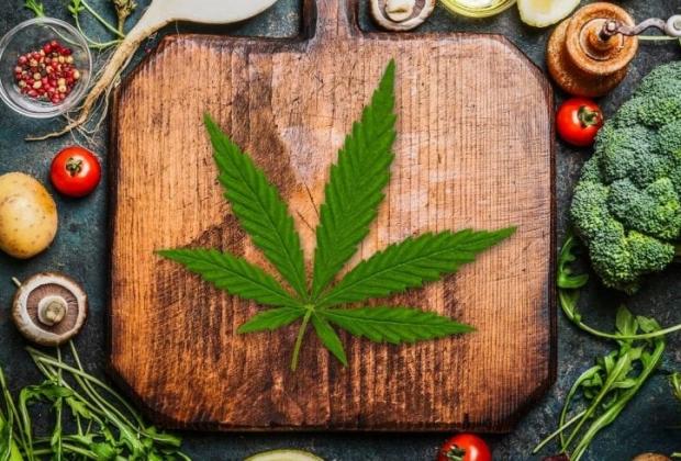 Cannabis Infused Food