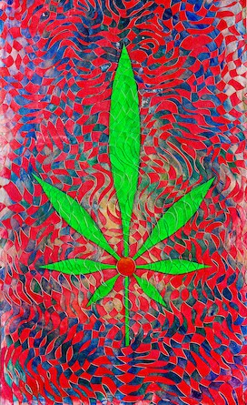Mohan Cannabis Art