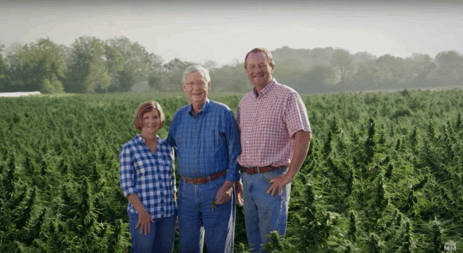 Mitch McConnell Hemp