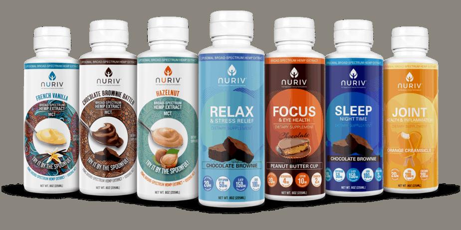 Nuriv CBD Products