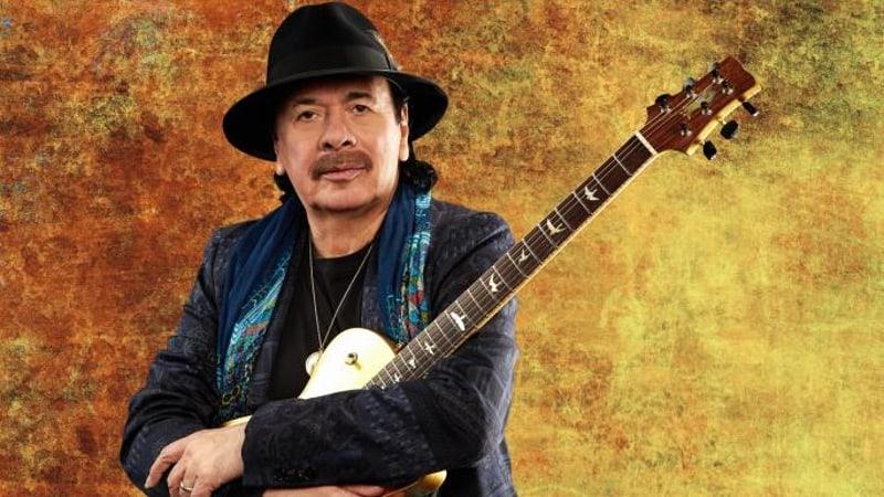Carlos Santana Cannabis