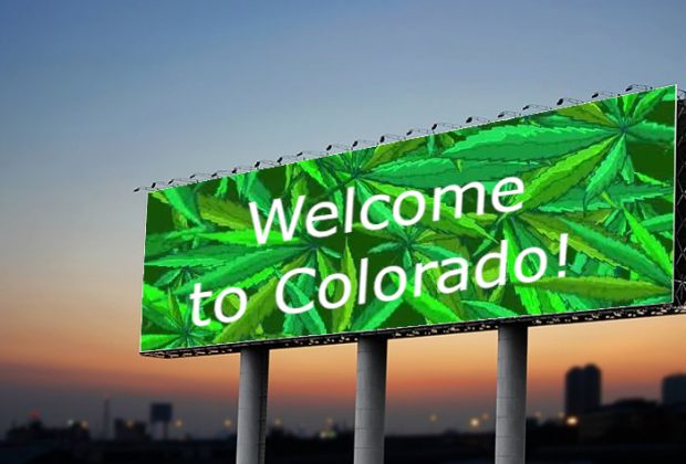 cannabis billboards