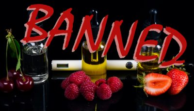 flavored vapes banned2