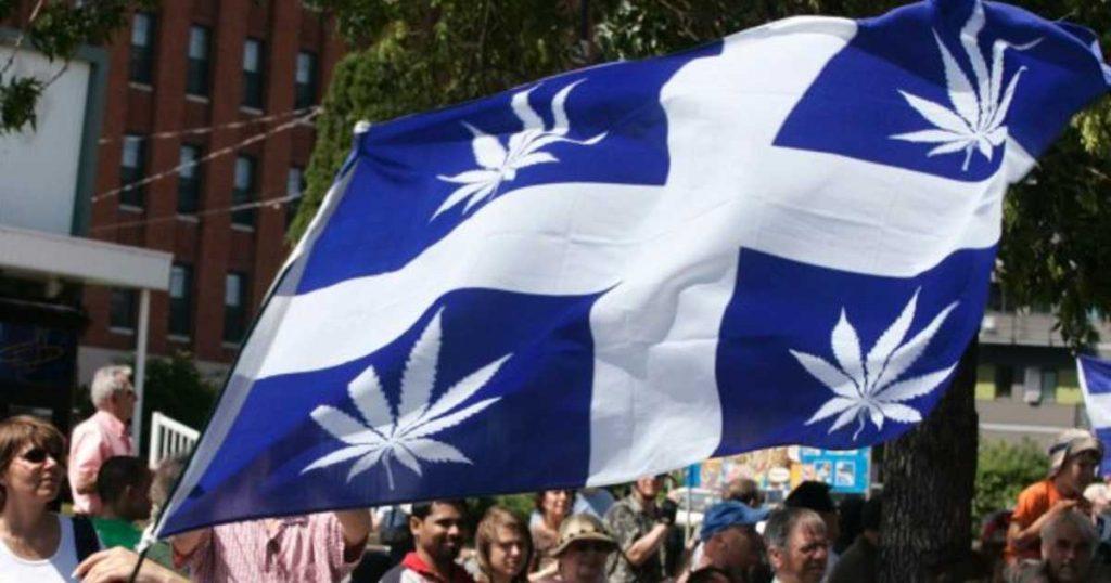 Cannabis in Quebec