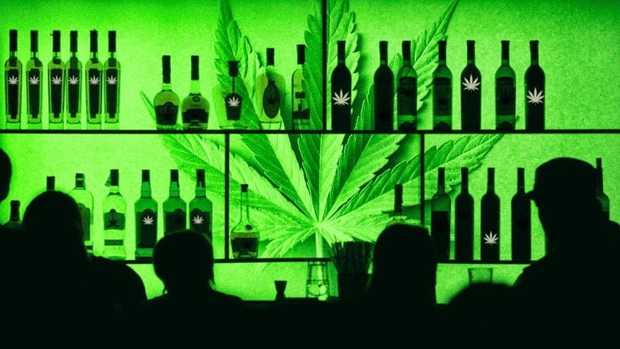 Cannabis Infused Beverages