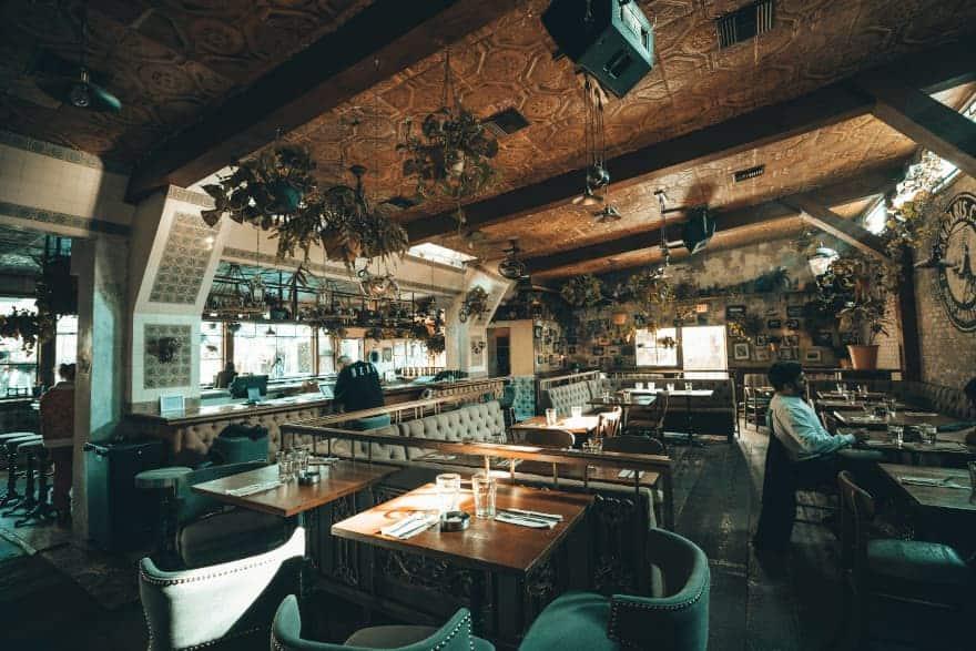 West Hollywood Cannabis Cafe Interior