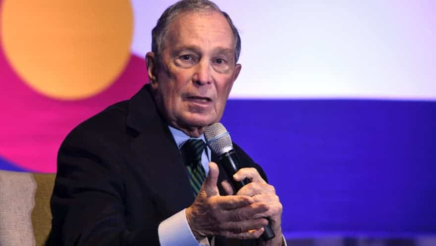 Bloomberg Cannabis Policy