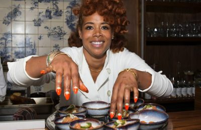 Kelis Netflix Cannabis Cooking Show