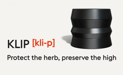 The KLIP Herb Grinder by HØJ