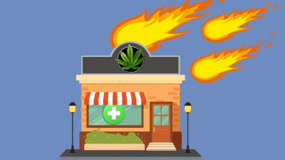 Cannabis Companies Out of Cash