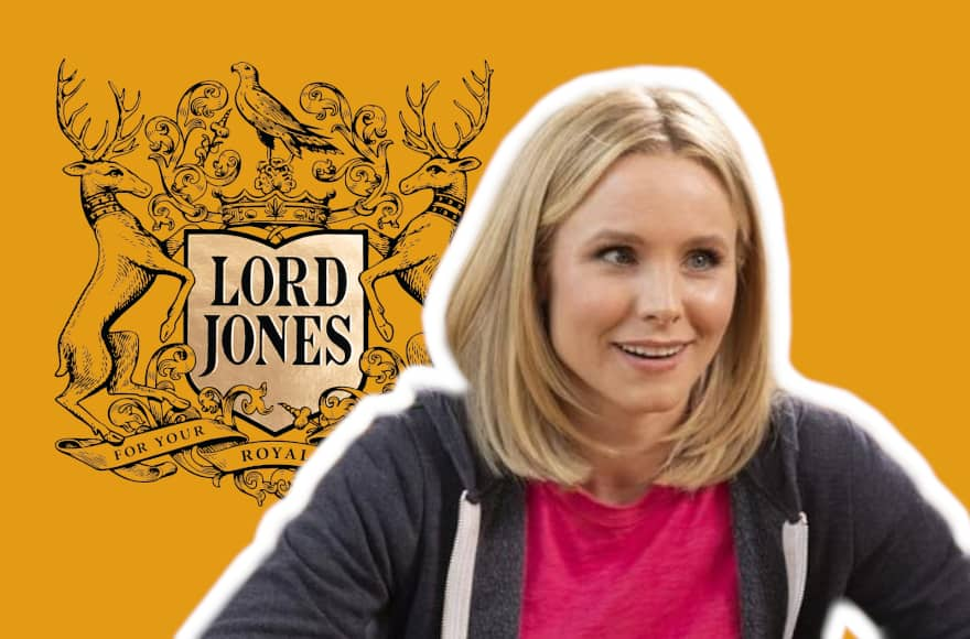 Kristen Bell Lord Jones CBD