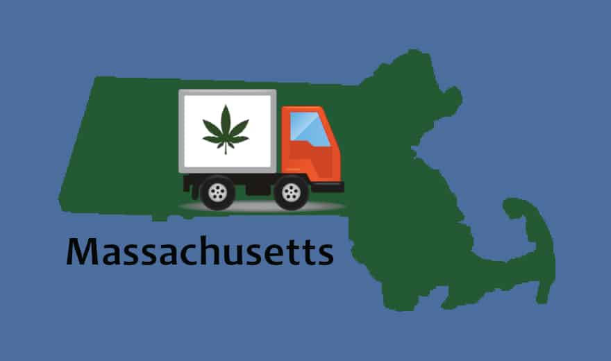 Massachusetts Cannabis Deliver Applications