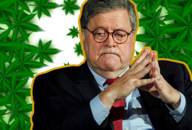 Bill Barr Targets Cannabis Companies
