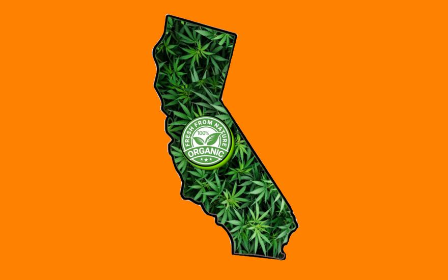 California Organic Cannabis Program