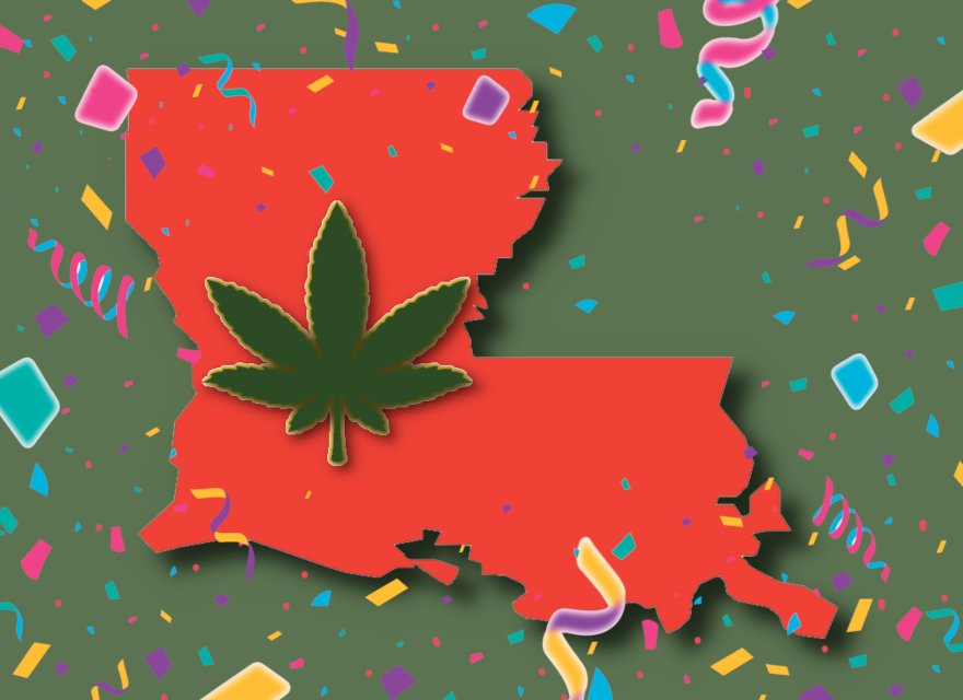 Louisiana New Marijuana Laws