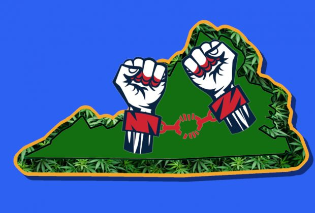Virginia Decriminalizes Cannabis